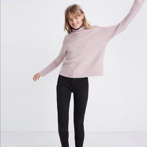 Madewell Belmont Mockneck Sweater